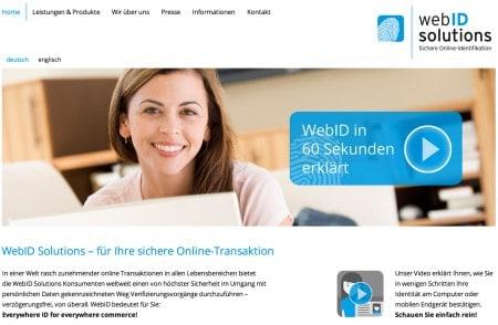 webid-solutions-homepage